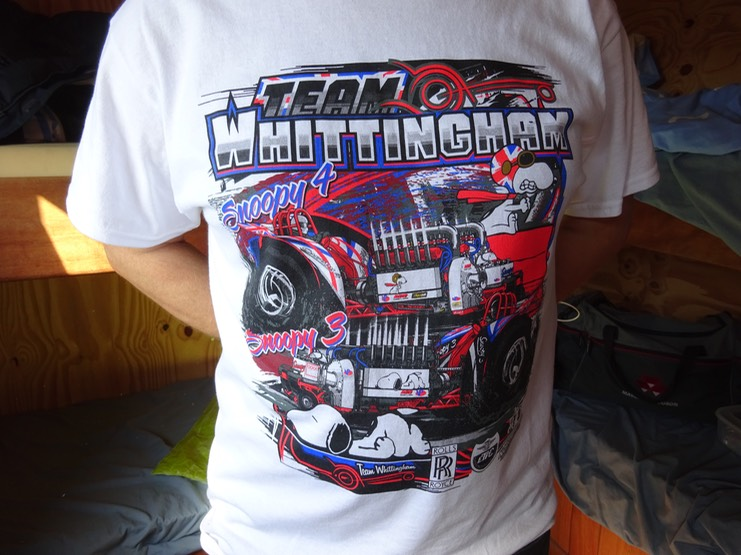Team Whitt T Shirt